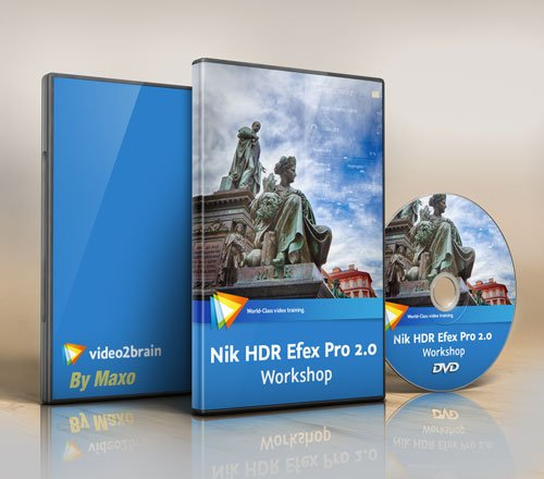 video2brain – Nik HDR Efex Pro 2.0 Workshop