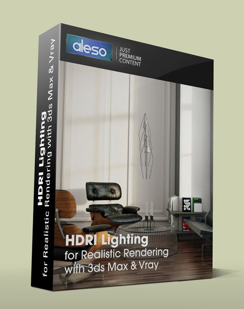 HDRI Lighting for Realistic Rendering with 3ds Max & Vray