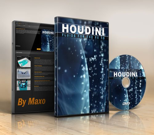 cmiVFX – Houdini Fluid Effects For TD's