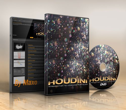 cmiVFX – Houdini Intro To Particle Animation