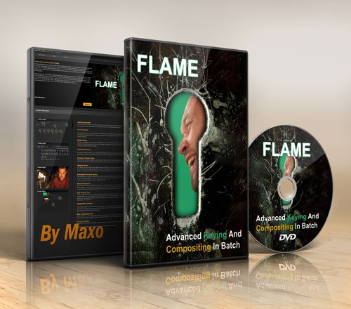 cmiVFX - Flame Advanced Keying Concepts