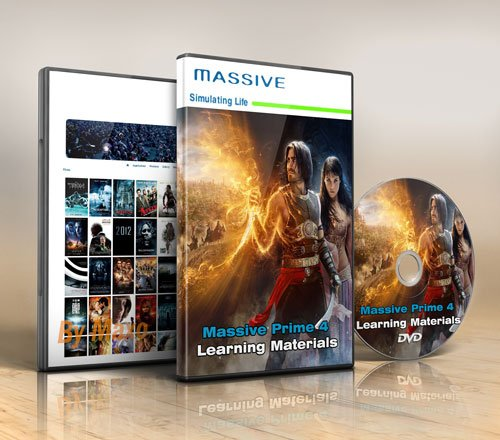 Massive Prime 4 Learning Materials