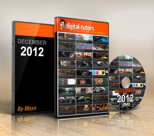 Digital - Tutors – December 2012
