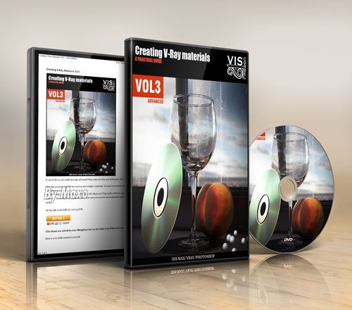 VisCorbel – Creating V-Ray Materials Vol3