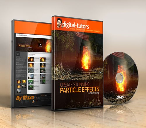 Digital - Tutors - Creative Development: Realistic Fire and Sparks in Maya