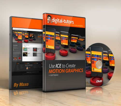 Digital - Tutors - Using ICE to Create Motion Graphics