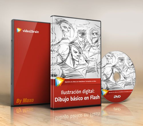 video2brain – Digital Illustration: Drawing with Flash