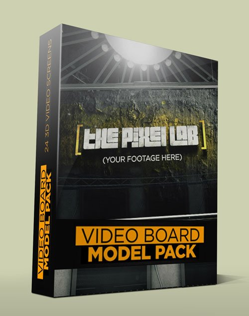 The Pixel Lab - Introducing the 3D Video Board Pack!