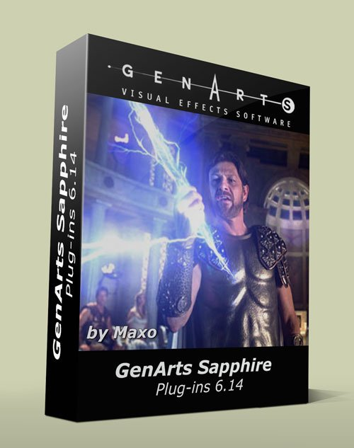 GenArts Sapphire Plug-ins 6.14 for Adobe After Effects