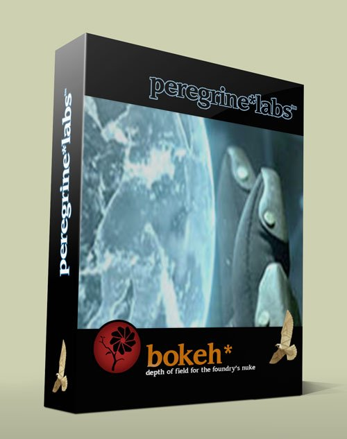 PeregrineLabs – Bokeh v1.3.5 For NUKE