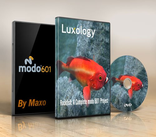 Luxology – Rockfish: A Complete modo 601 Project