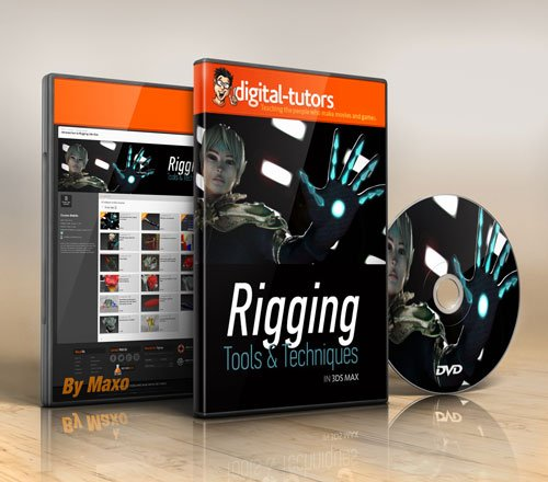 Digital - Tutors - Introduction to Rigging 3ds Max