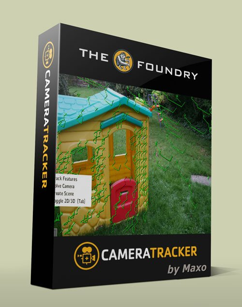 The Foundry CameraTracker 1.0v6