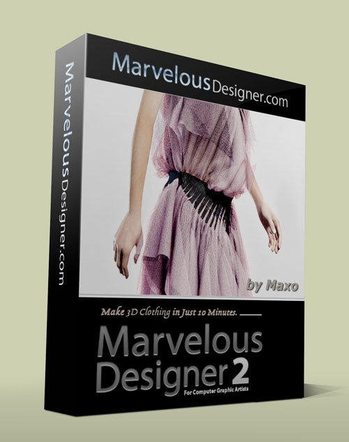 Marvelous Designer 2 Ver3.8.3