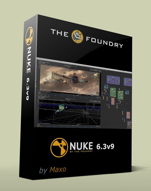 The Foundry Nuke 6.3v9 64Bit Win