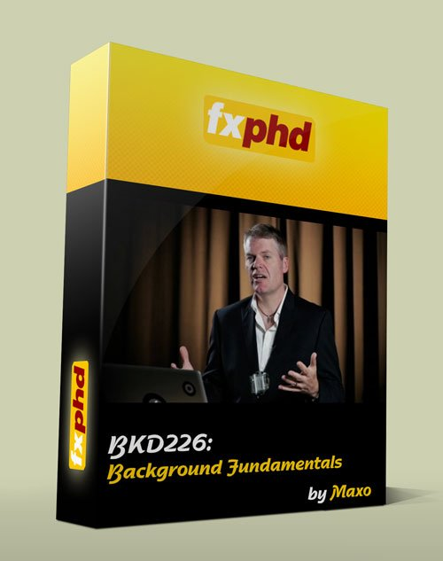 fxphd - BKD226: Background Fundamentals