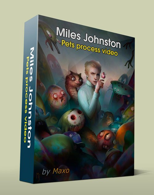 Miles Johnston Pets process video