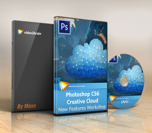 video2brain - Photoshop CS6 Creative Cloud: New Features Workshop