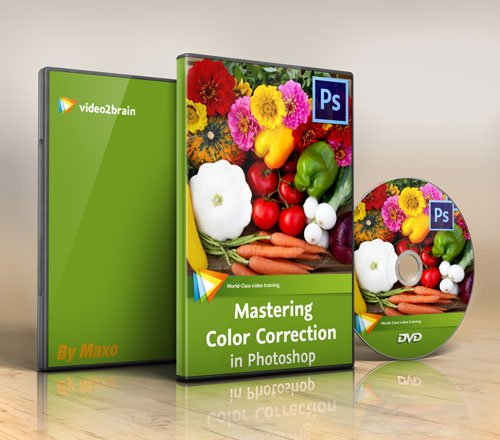 video2brain - Mastering Color Correction in Photoshop
