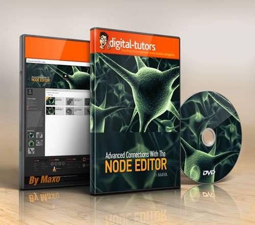 Digital - Tutors - Utilizing the Node Editor in Maya