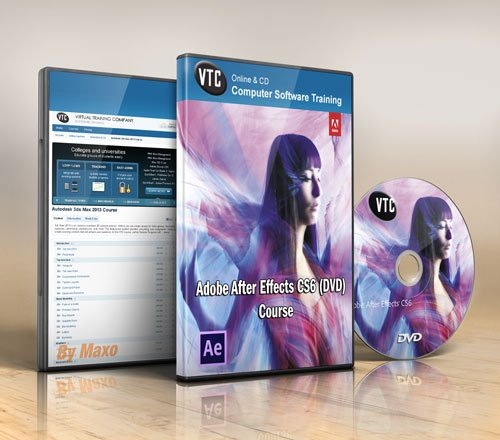 VTC - Adobe After Effects CS6 (DVD) Course