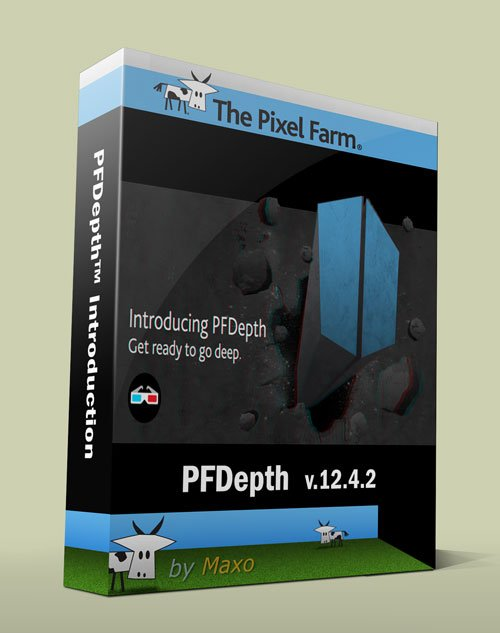The Pixel Farm PFDepth 12.4.2