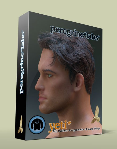 Peregrine Labs – Yeti v1.2.4 For Maya 2012 – 2013.5