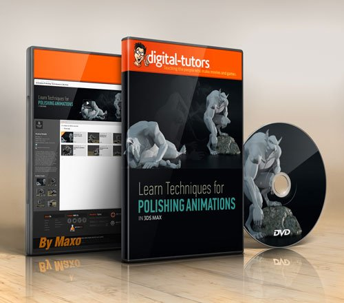 Digital - Tutors - Animation Polishing Techniques in 3ds Max