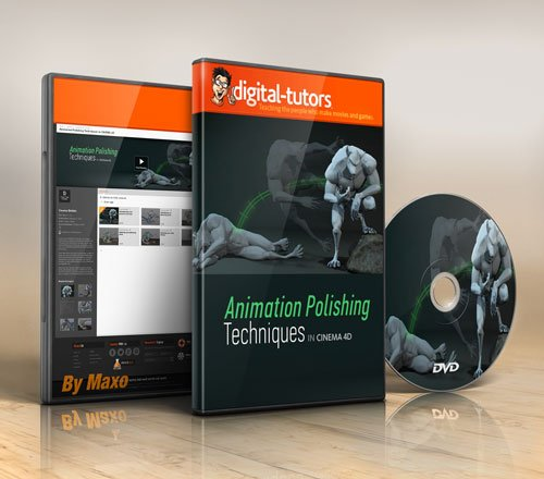 Digital - Tutors - Animation Polishing Techniques in CINEMA 4D