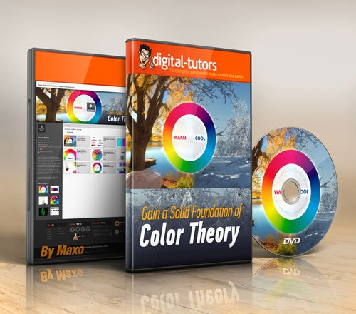 Digital - Tutors - Color Theory for Today's Creative Professionals