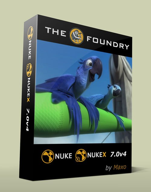 The Foundry – NUKE 7.0v4 Win64/Linux64