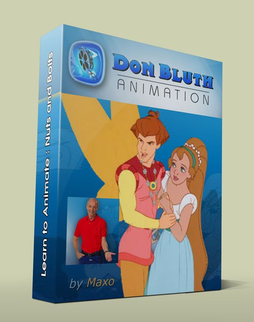 Don Bluth Animation – Learn to Animate: Nuts and Bolts