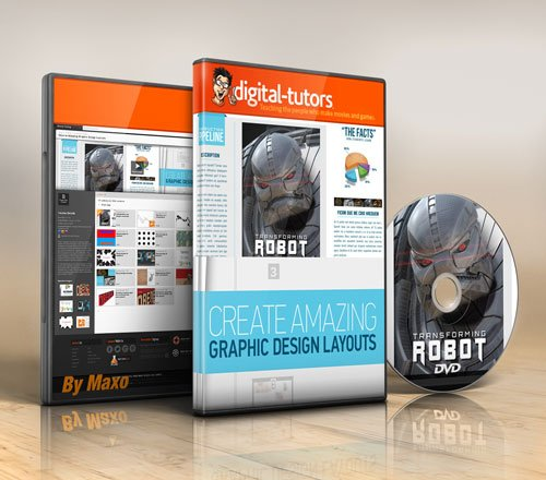 Digital - Tutors - Keys to Amazing Graphic Design Layouts