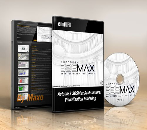 cmivfx - Autodesk 3DSMax Architectural Visualization Modeling