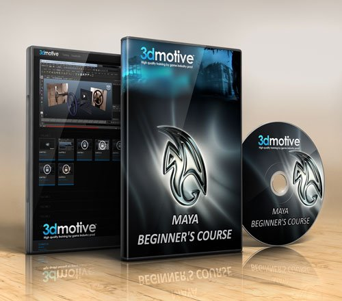 3DMotive – Maya Beginner's Course