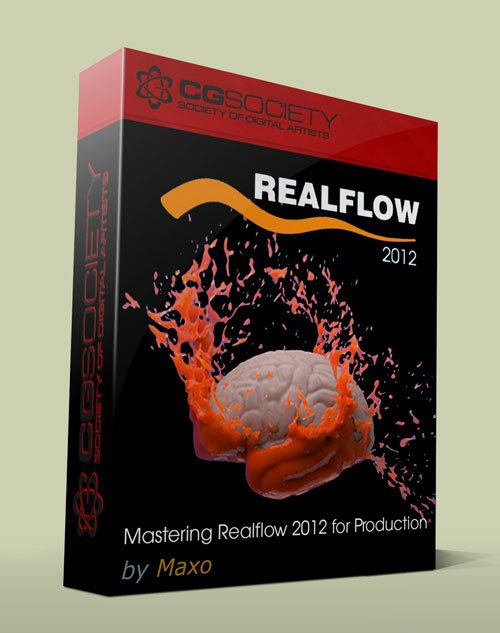 CGWorkshops – Mastering Realflow 2012 For Production