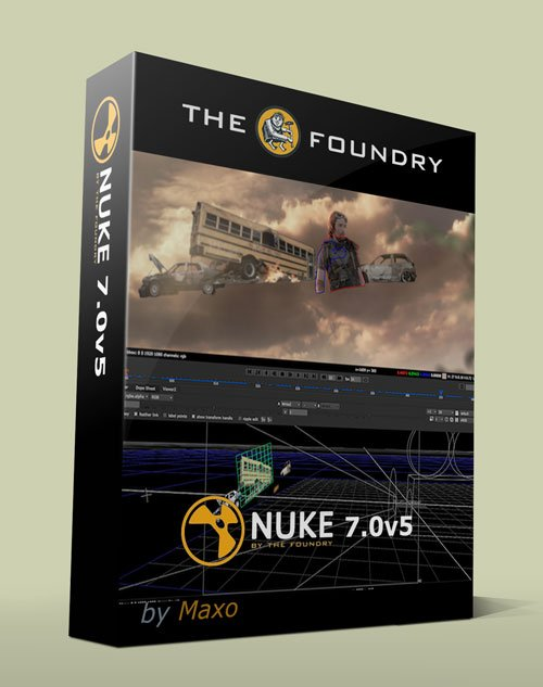 The Foundry – NUKEX 7.0v5 Win/Mac