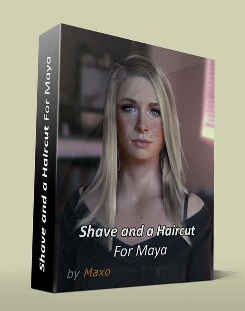 Shave and a Haircut 7.0v23 For Maya – Win64/Linux64