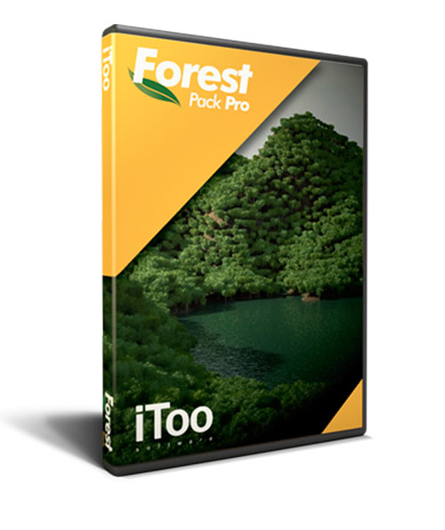 iTooSoft ForestPack Pro v4.0.2.352 for 3ds Max 9 – 2013