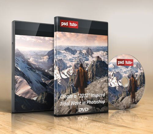 "Tuts+ Premium – Create a ""2012″ Inspired Tidal Wave in Photoshop"