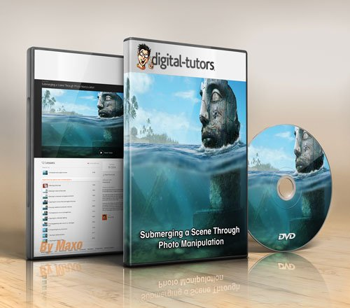 Digital - Tutors - Submerging a Scene Through Photo Manipulation