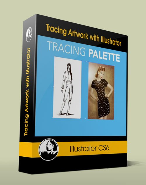 Tracing Artwork with Illustrator