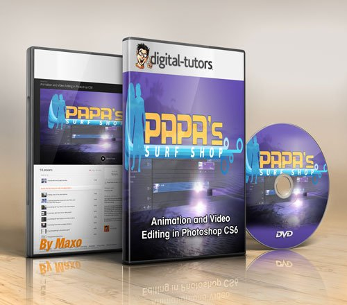 Digital - Tutors - Animation and Video Editing in Photoshop CS6