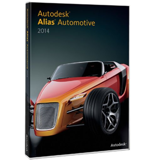 Autodesk – Alias Automotive 2014 – Win x32/64Bit