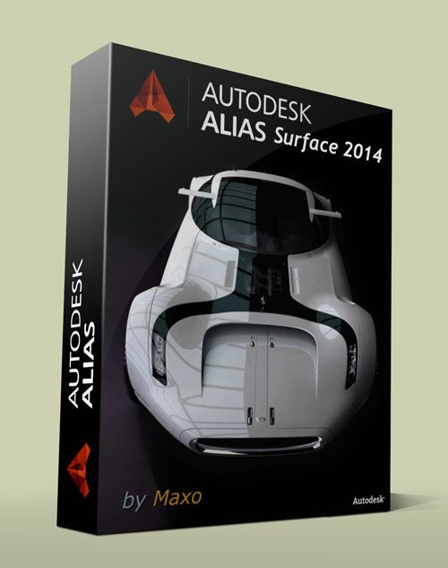 Autodesk – Alias Surface 2014 – x32/64Bit Win