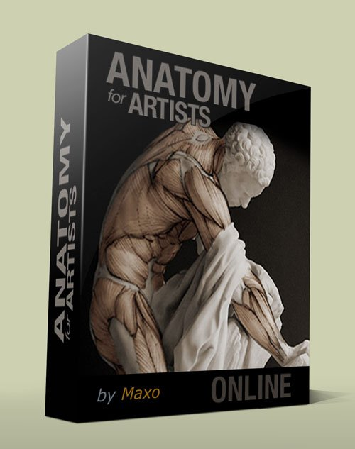 Scott-Eaton – Anatomy for Artists Online Course