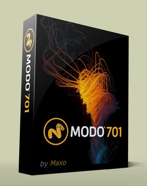 Luxology Modo v7.0.1 – with Content Win