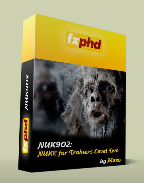 fxphd - NUK902: NUKE for Trainers Level Two