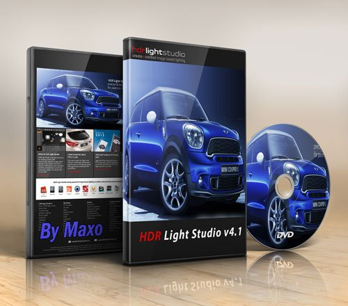 HDR Light Studio v4.1  x64Bit Win with Picture Lights