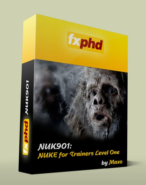 FXPHD – NUK901: NUKE for Trainers Level One